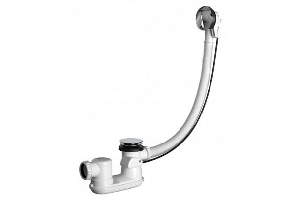 Vidage à câble pour baignoire en 1ml - NF