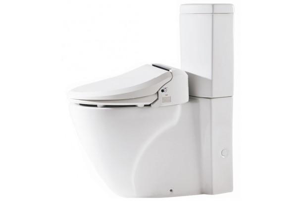 Pack WC à poser avec abattant Japonais