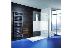 Une gamme compl te de parois de douche design porte fixe - Douche al italienne pas cher ...