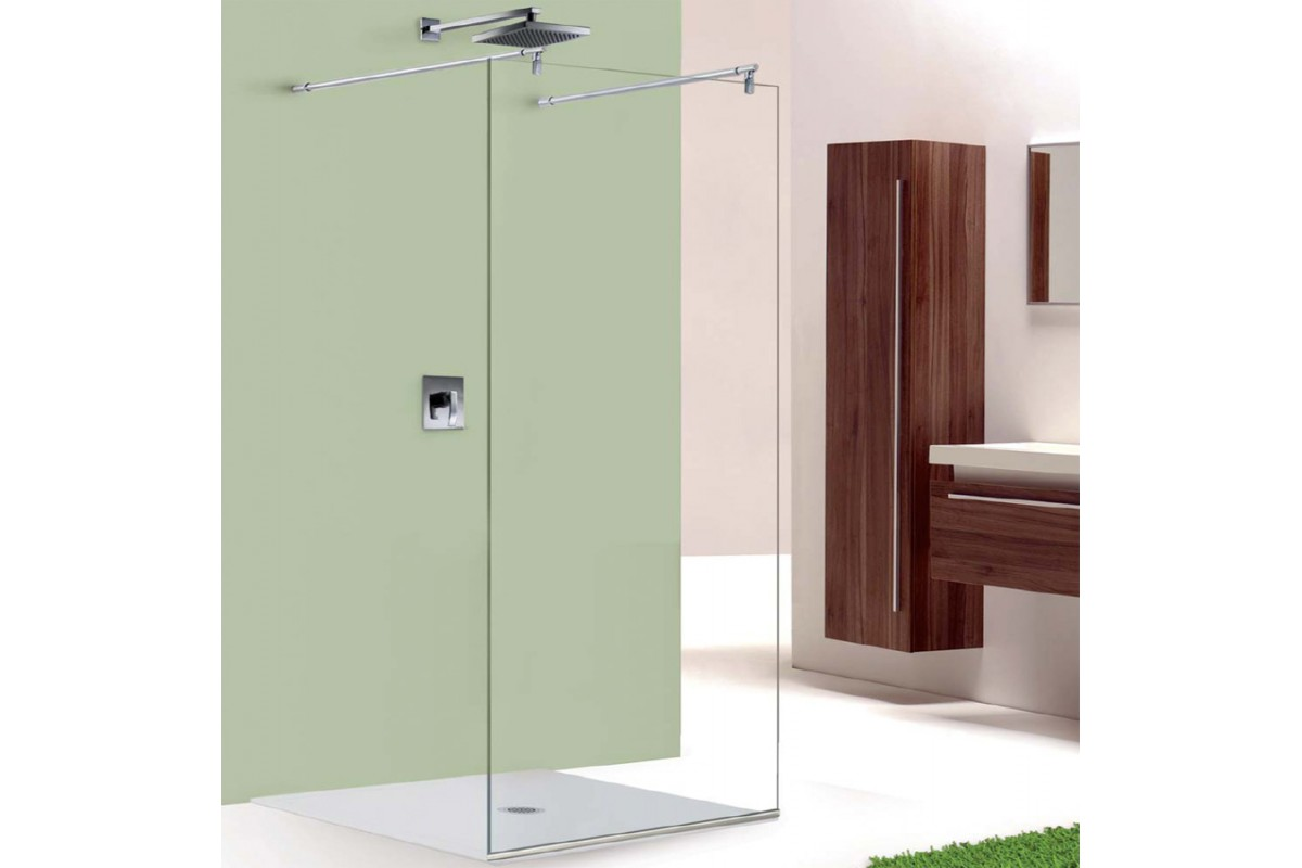 Douche l 39 italienne italia paroi double ou simple entr e for Douche double italienne