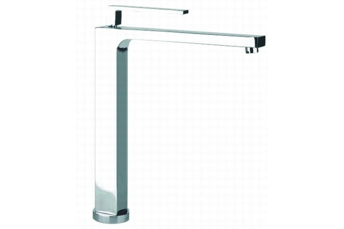 Mitigeur monotrou arch rehauss pour vasque poser for Mitigeur salle de bain design
