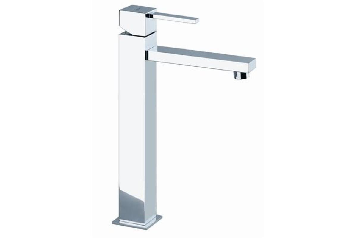 Robinet mitigeur cubix ii rehauss marque bf avec vidage for Mitigeur salle de bain design