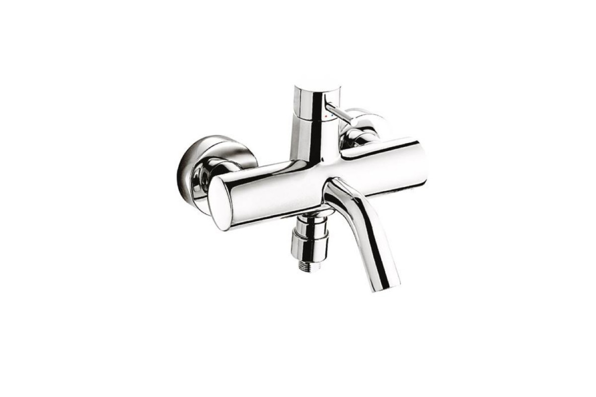 Mitigeur bain douche elegant paffoni level mitigeur for Mitigeur salle de bain design