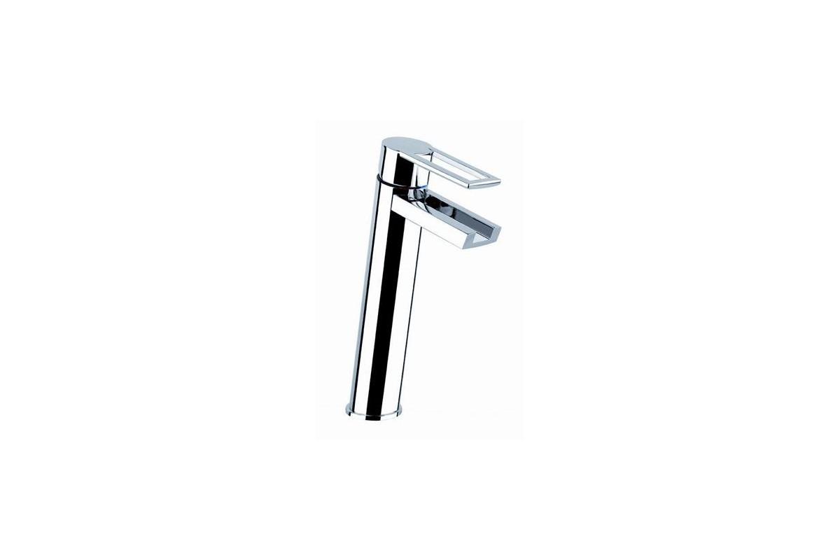 Robinet mitigeur maji rehauss type cascade sans vidage - Mitigeur design salle de bain ...