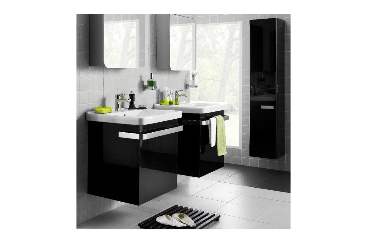 tablette salle de bain plastique avec des. Black Bedroom Furniture Sets. Home Design Ideas