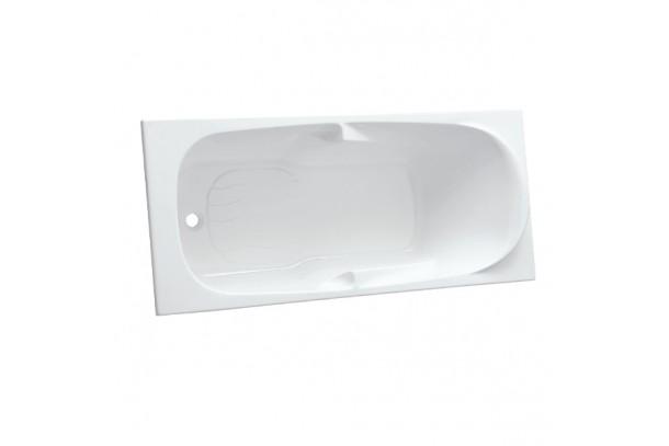 Baignoire droite acrylique PRIMA 170 - Allia