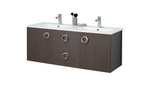 Meuble salle de bain KYNO 120 Double vasque