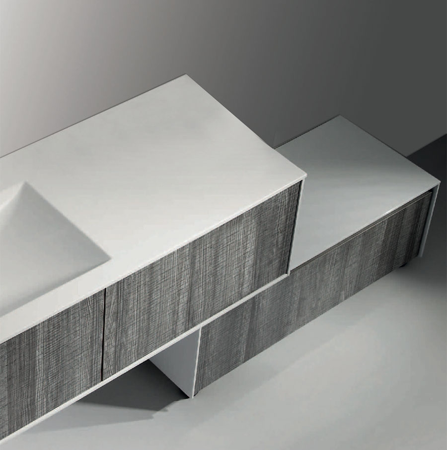 emejing meuble salle de bain design images amazing house design. Black Bedroom Furniture Sets. Home Design Ideas