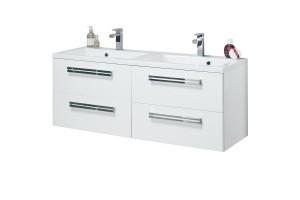 Meuble salle de bain ORZO 120 Double vasque