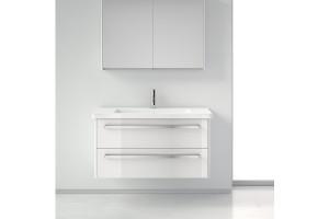 Meuble salle de bain 100 cm EASY