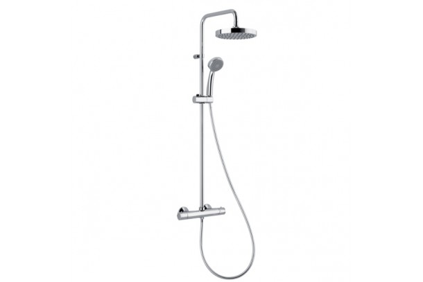 Combiné douche MITE thermostatique ronde