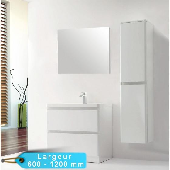 Résultat Supérieur 14 Merveilleux Meuble Vasque Miroir Salle De Bain