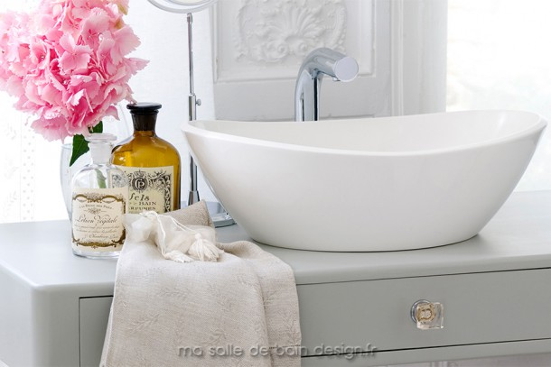 Vasque de salle de bains design Victoria + Albert
