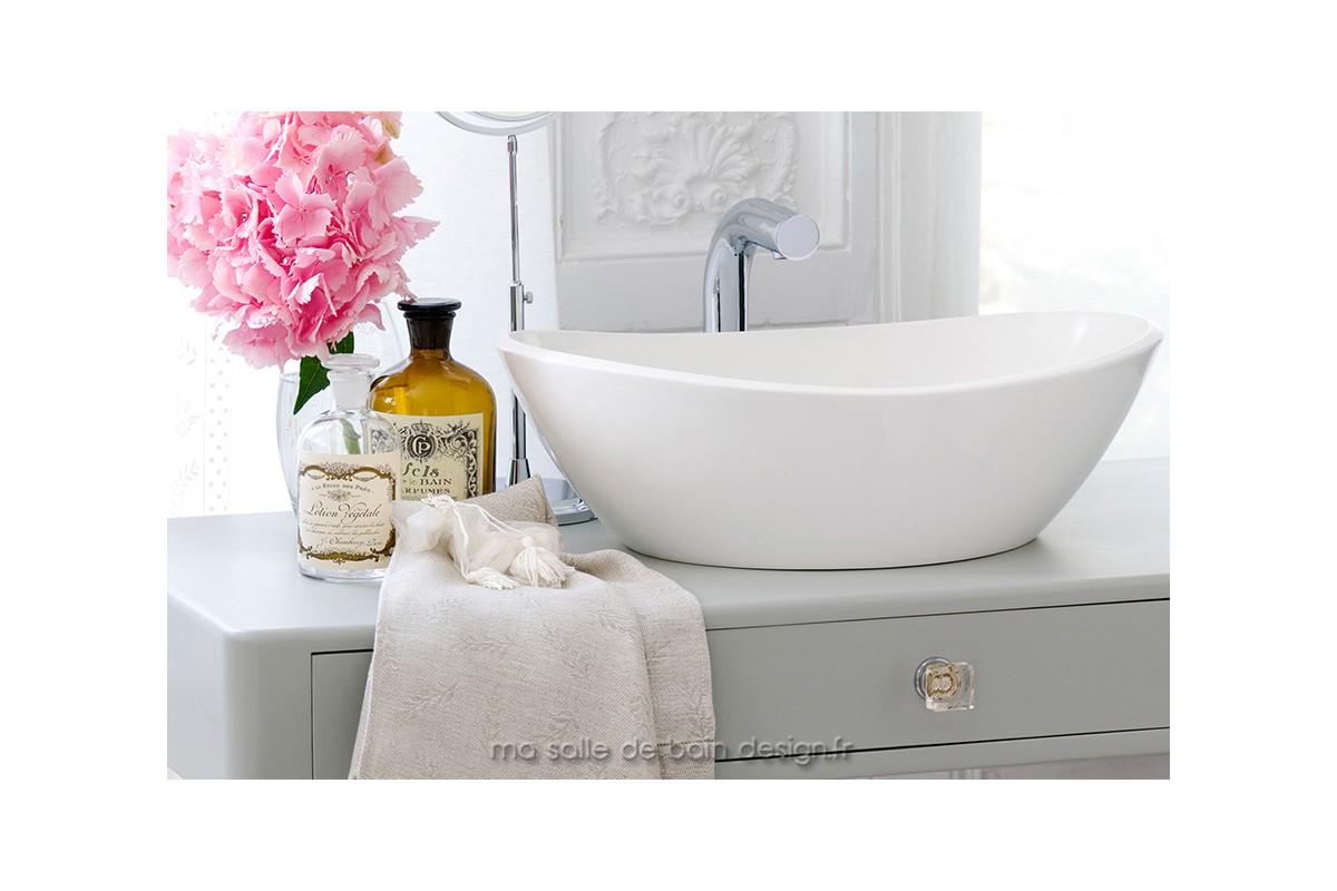 vasque poser amalfi 55 de la marque victoria albert. Black Bedroom Furniture Sets. Home Design Ideas