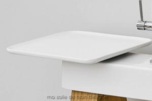 Porte objet en céramique pour meuble CAVALLETTO
