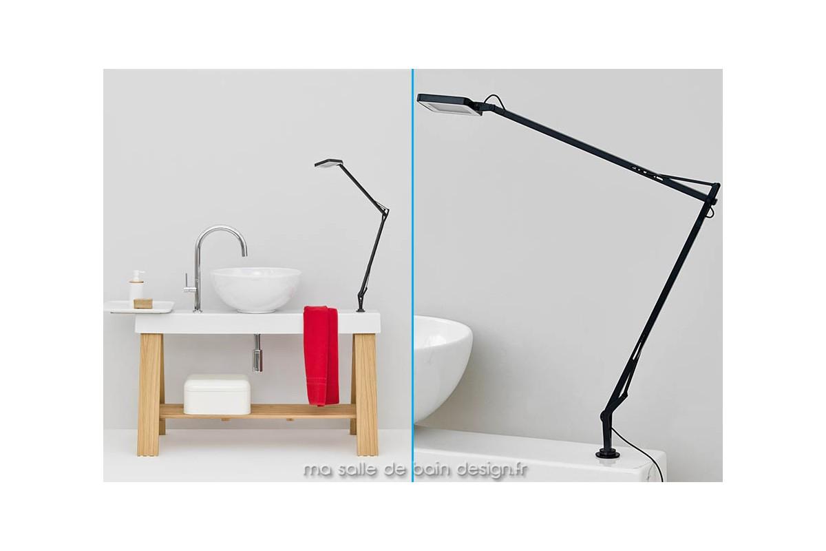 lampe flos kelvin led pour meuble de salle de bain cavalletto. Black Bedroom Furniture Sets. Home Design Ideas