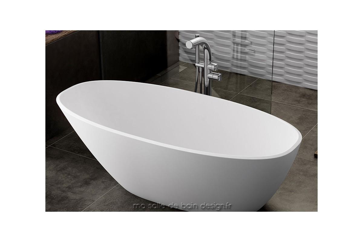 Baignoire ilot moderne mozzano par victoria albert baths for Ma salle de bain design
