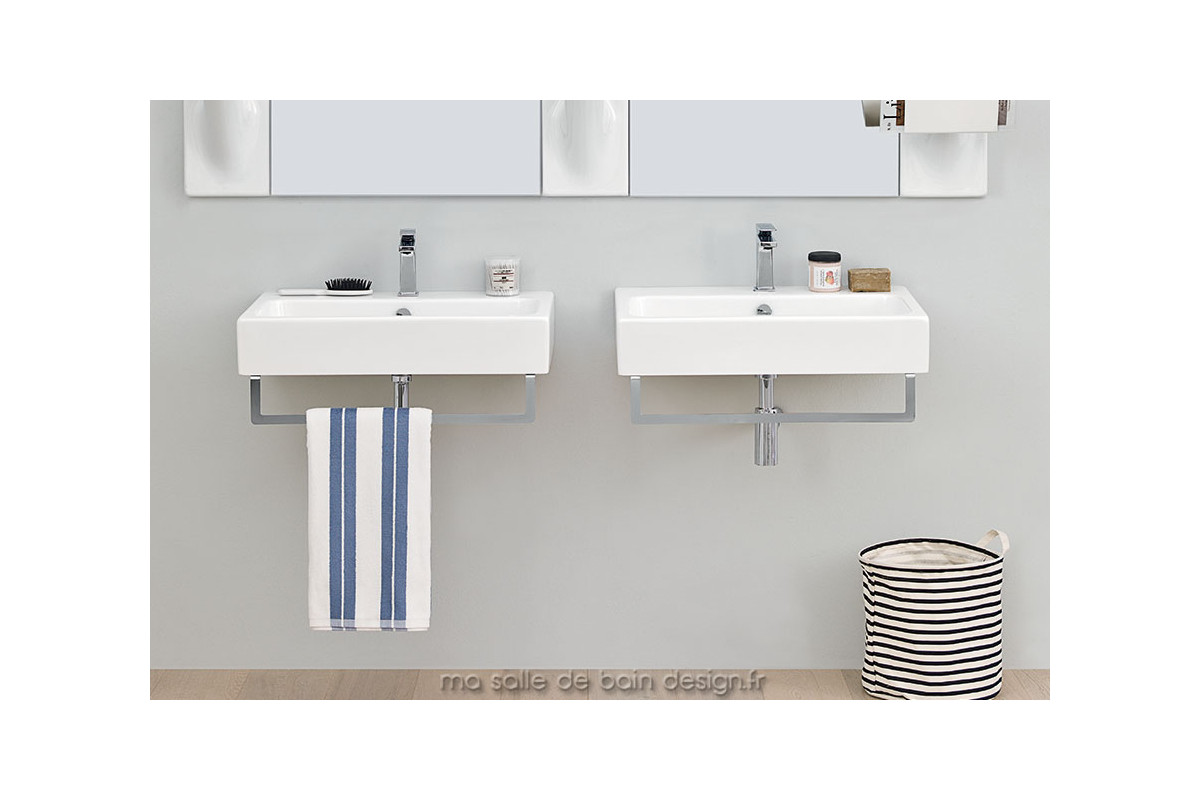 Lavabo suspendre perfect lavabo suspendre with lavabo for Ma salle de bain design