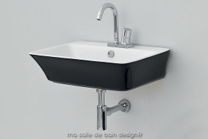 Lavabo suspendu Cow 60