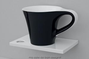 Vasque Cup noire