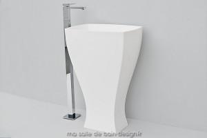 Vasque colonne Jazz