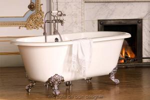 Baignoire ilot design baignoire acrylique fonte acier for Baignoire ilot compacte