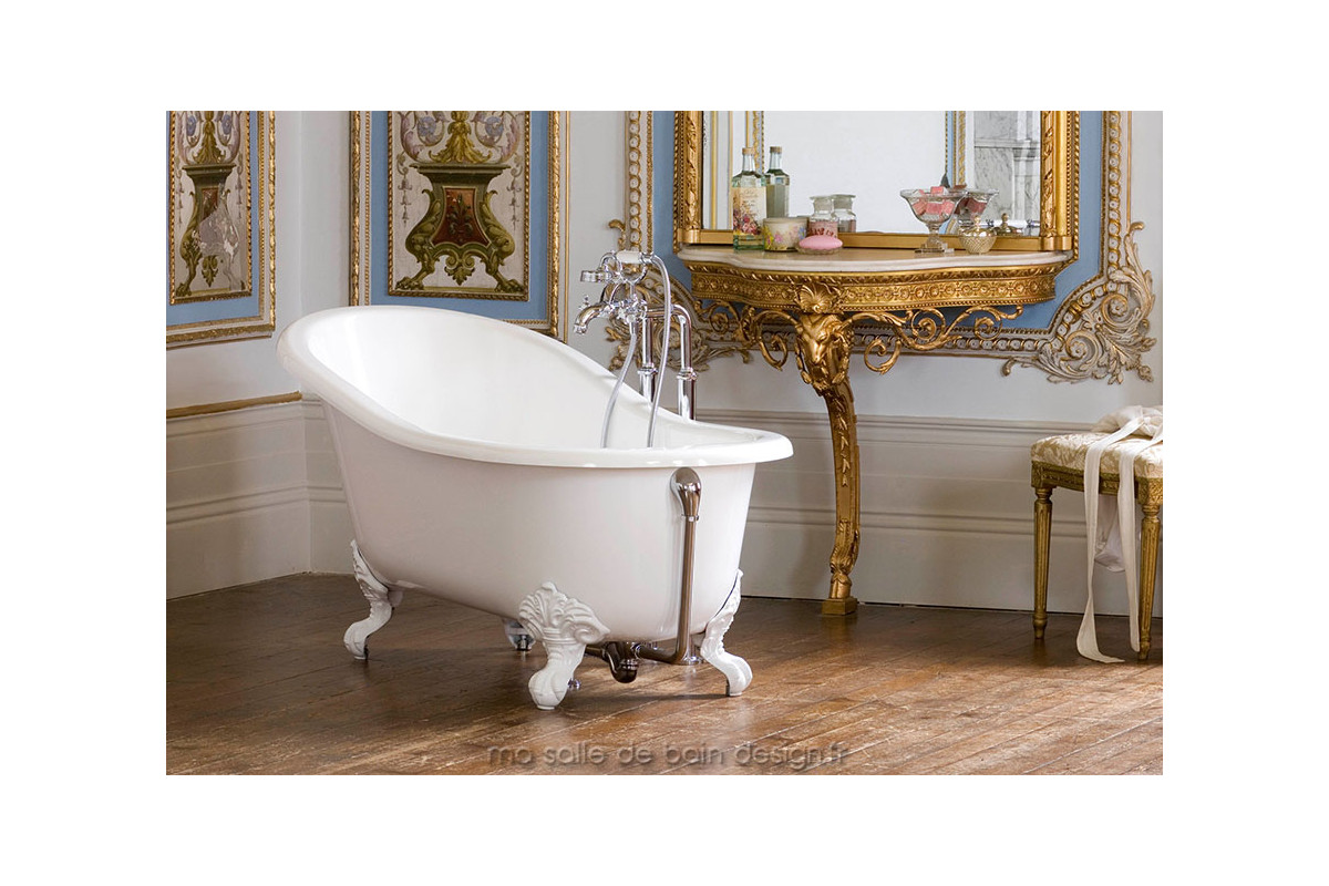baignoire ilot r tro shropshire par victoria albert baths. Black Bedroom Furniture Sets. Home Design Ideas