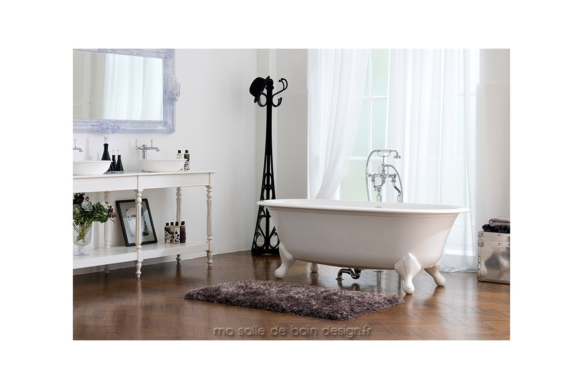 baignoire ilot r tro radford par victoria albert baths. Black Bedroom Furniture Sets. Home Design Ideas