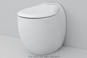 Toilettes à poser design Blend