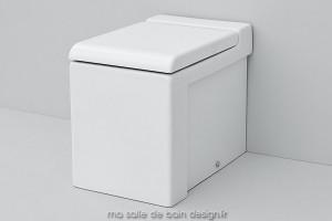 Toilettes à poser design La Fontana