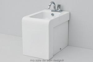 Bidet à poser design La Fontana
