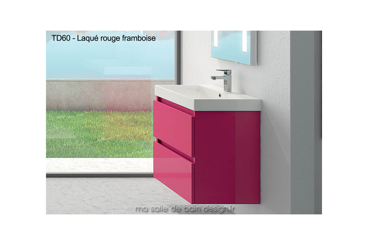 Stunning meuble lavabo contemporain ideas design trends for Design meuble