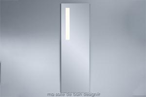 Miroir salle de bains vertical à LED 48 x 153 cm BP-594