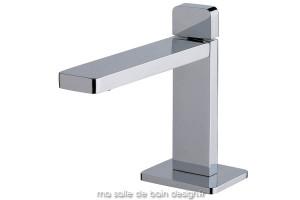 Mitigeur lavabo chromé iTap