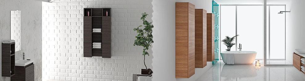 colonne et rangement pour salle de bain design large choix. Black Bedroom Furniture Sets. Home Design Ideas