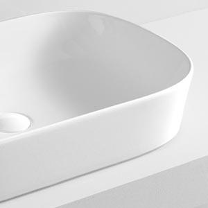 Vasque Design Ghost Blanche