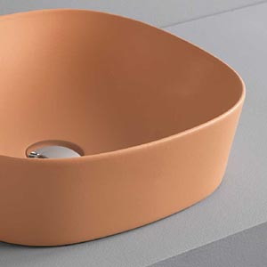 Vasque Design Ghost Orange pastel