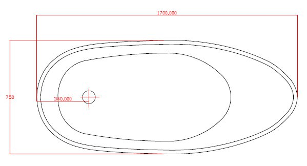 schéma dimensionnel PBMW007