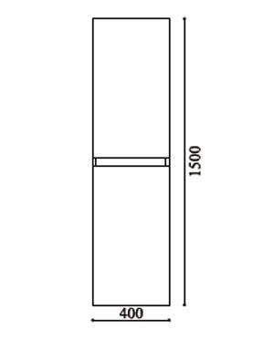 schéma colonne 1500
