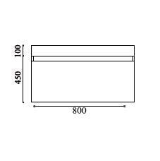 schema meuble TOKY 800