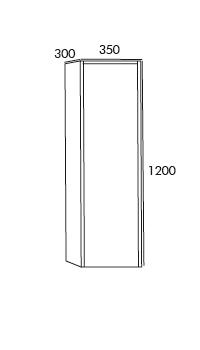colonne de rangement astree