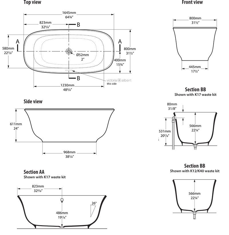 baignoire_design_amiata_de_victoria_albert_schema_technique_des_dimensions