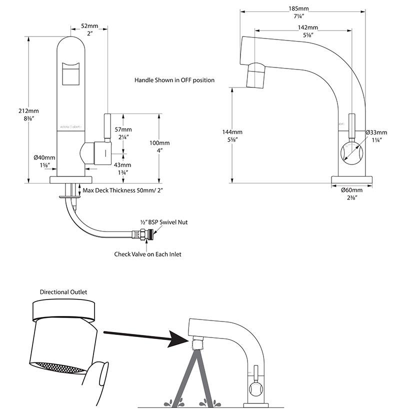 robinet_pour_bidet_tubo_18_de_victoria_albert_schema_technique_des_dimensions