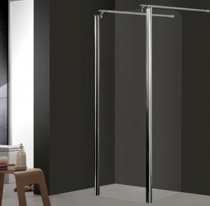 Aide au choix pour choisir entre le rideau de douche et la for Rideau pour douche italienne