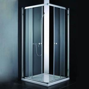 Aide au choix pour choisir entre le rideau de douche et la paroi de douche - Dimensions douche italienne ...