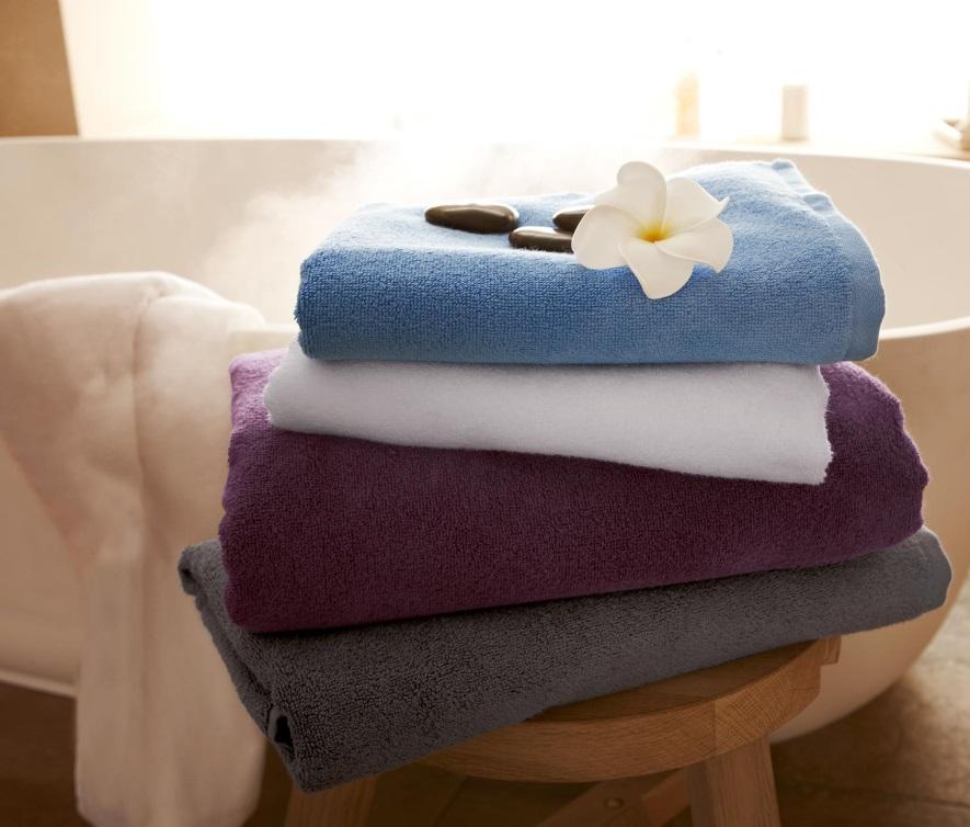 opter pour du linge de bain à votre image Opter pour du linge de bain harmonisé aux couleurs de sa salle de bain